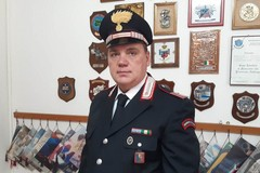 Il Luogotenente Dante, nuovo Comandante della Stazione Carabinieri di Andria
