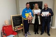 Corso di primo soccorso della Misericordia Andria per i docenti della Scuola Vaccina