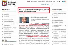 """L'on. D'Ambrosio polemizza con il consigliere Zinni: """"Grandi tende, grandi discariche e grandi tumori"""""""