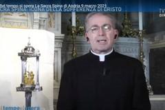 Don Gianni Agresti racconta la Sacra Spina di Andria su TV2000
