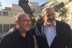 """Emiliano ad Andria con don Riccardo: """"Forte è lo Stato, forte è la comunità che non accetta questi atti intimidatori"""""""