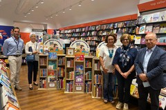 """""""Aiutaci a crescere. Regalaci un libro"""", raccolti oltre 1000 libri per scuole e ospedali della Bat"""