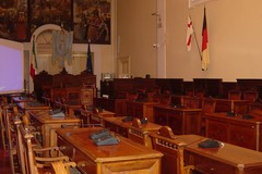 Prima seduta stamane del Consiglio Comunale