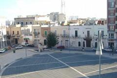 Piazza Vittorio Emanuele II - Catuma: cambia il senso unico di marcia