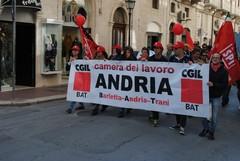 Documento di programmazione economica e sanità, la Cgil ne discute ad Andria