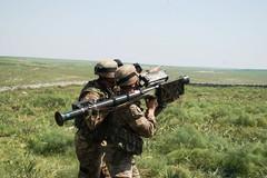 """""""Professione Militare"""": stand in viale Crispi"""