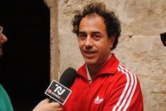 Garrone: «Il film nasce giorno per giorno, ma la Puglia è magica»