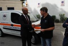 Un anno pieno di soddisfazioni per l' associazione TSRM Volontari– Andria
