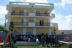 Casa Santa Croce: una palazzina carica di speranza contro la criminalità