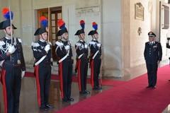"""Carabinieri, cambio al vertice del comando """"Puglia"""": arriva il Generale di Brigata Alfonso Manzo"""
