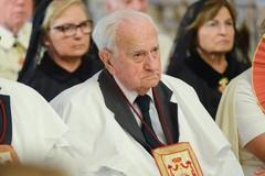 Scompare il conte Tommaso Jannuzzi, priore onorario dell'Arciconfraternita Maria SS. Addolorata