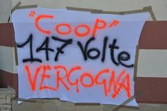 Vertenza Coop, ad Andria e Barletta il 60% di adesione allo sciopero