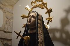 Chiesa di Sant'Agostino, restauro completato per statue e cassa armonica