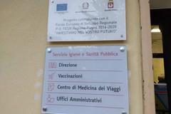 Vaccinazioni anti covid ad Andria: da domenica 21 inizia il personale scolastico e da lunedì gli over 80