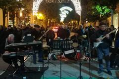 """Musica natalizia e live band in viale Crispi con l'Accademia Musicale Federiciana ed i """"Consonanti"""""""