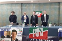 """Elezioni europee: """"Domenica 26 Maggio l'unico voto utile è per Forza Italia"""""""