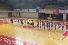 Derby da dimenticare per la Florigel Andria: federiciani battuti 5-2 dall'Editalia in una pessima giornata di sport