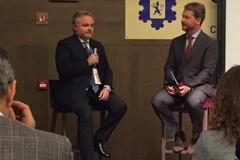 Donato Rossi membro Giunta esecutiva nazionale di Confagricoltura interviene al VinoVip Cortina