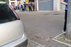 Tentativo di rapina all'Ufficio postale Andria 3 zona INPS