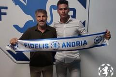 Fidelis Andria, arriva il centrocampista Emanuele Busetto