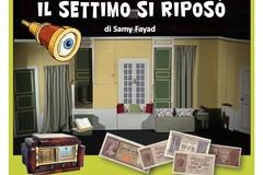 """Sabato 18 maggio all'auditorium """"Mons. Di Donna"""", in scena la commedia """"Il Settimo si riposò"""""""