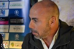 Fidelis Andria, ufficiale anche l'addio di Fabio Moscelli