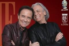 """Roby Facchinetti e Riccardo Fogli """"Insieme"""" ad Andria"""