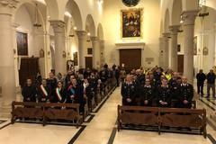 Carabinieri in servizio ed in congedo festeggiano la Virgo Fidelis