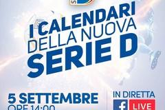 Serie D, il 5 settembre si conosceranno i calendari