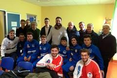 Florigel Futsal Andria dona sangue all'Avis: un gesto da veri campioni!