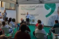 Liste collegate a Nino Marmo, dal dissesto alla pace fiscale: «Da sinistra una proposta peggio dell'altra»
