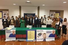 Presentata la lista di Fratelli d'Italia, Scamarcio: «Candidati forti, mi aspetto un exploit»