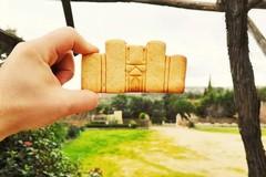 Un biscotto a forma di Castel del Monte: nasce il Castellotto