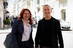 Di Bari e Coratella (M5S): «Pronti a ripartire. Lo faremo con Giuseppe Conte»