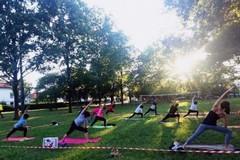 """""""Lo sport si fa strada"""", ad Andria utilizzo di parchi e aree verdi per le attività sportive"""