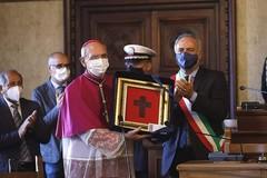 Mons. Giovanni Massaro, nell'omelia del nuovo vescovo di Avezzano: «Buon cammino a tutti»