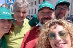 Anche da Andria al sit-in degli operatori sanitari a Bari: «Stabilizzazione dei precari e internalizzazione dei soccorritori»