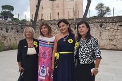 """La FIDAPA celebra a Castel del Monte la """"Cerimonia delle Candele"""""""