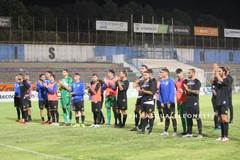 Fidelis Andria, la scossa non arriva: terza sconfitta consecutiva, il Potenza vince 2-0