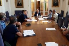 """Il Commissario Tufariello incontra il forum """"Ambiente Salute Andria"""": dopo 1° incontro si lavora ad un protocollo di intesa"""