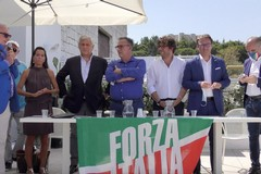 Tour di Forza Italia Andria nelle aziende cittadine con il presidente della Regione Piemonte