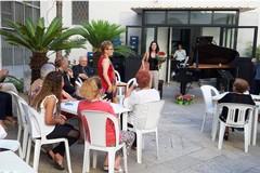 Concerto per pianoforte e tromba nel Carcere Femminiledi Trani