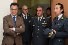Il procuratore Di Maio visiterà la Compagnia Guardia di Finanza di Andria