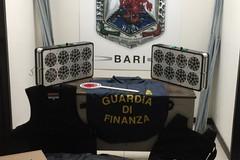 Tributaria e finanzieri di Andria e Trani sequestrano oltre 10 chili di droga