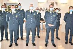 Il Comandante della Guardia di Finanza per la Puglia, in visita alla provincia Bat