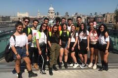 """Londra, viaggio """"nel futuro"""" per gli studenti dell'IPSIA """"Archimede"""""""