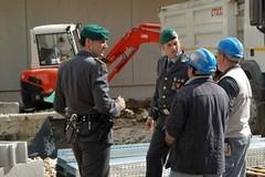 Lavoro nero e irregolare: operazione della Guardia di Finanza