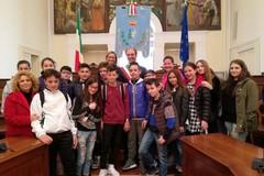 A Palazzo San Francesco gli studenti dell'Imbriani-Salvemini