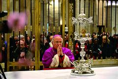 """Mons. Luigi Mansi, Vescovo di Andria: """"La salute non aspetta!"""""""