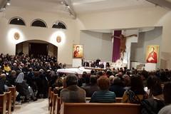 Grande partecipazione alla prima serata della Settimana Biblica Diocesana